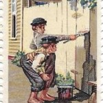 Tom Sawyer stamps